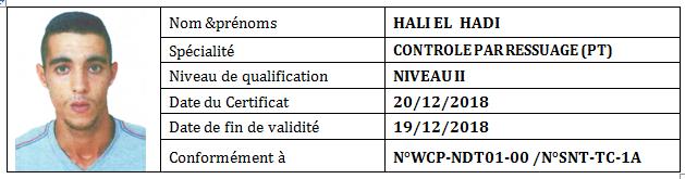 HALI-EL-HADI