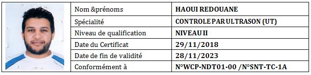 HAOUI-REDOUANE