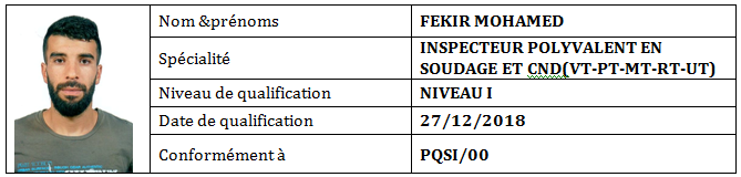 FEKIR-MOHAMED