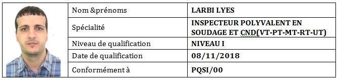 LARBI-LYES
